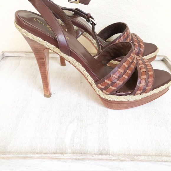 Cole Haan Shoes | Nike Air Heels Size